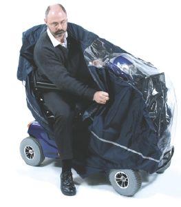 cape pour scooter